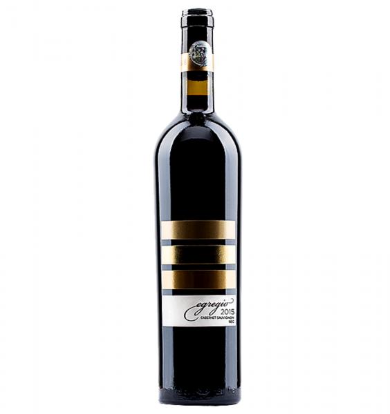 Egregio Cabernet Sauvignon Sec 2015 0.75L 14.5% alc./vol. [0]