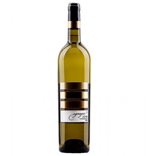 Egregio Chardonnay Sec 2018 0.75L 14.5% alc./vol. [0]