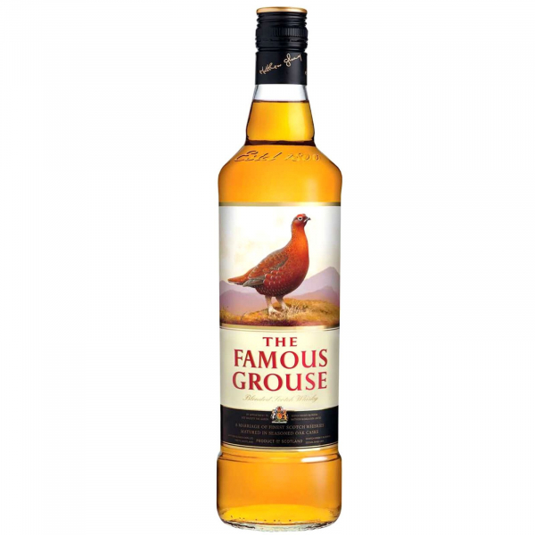 The Famous Grouse Whisky 0.7L [0]