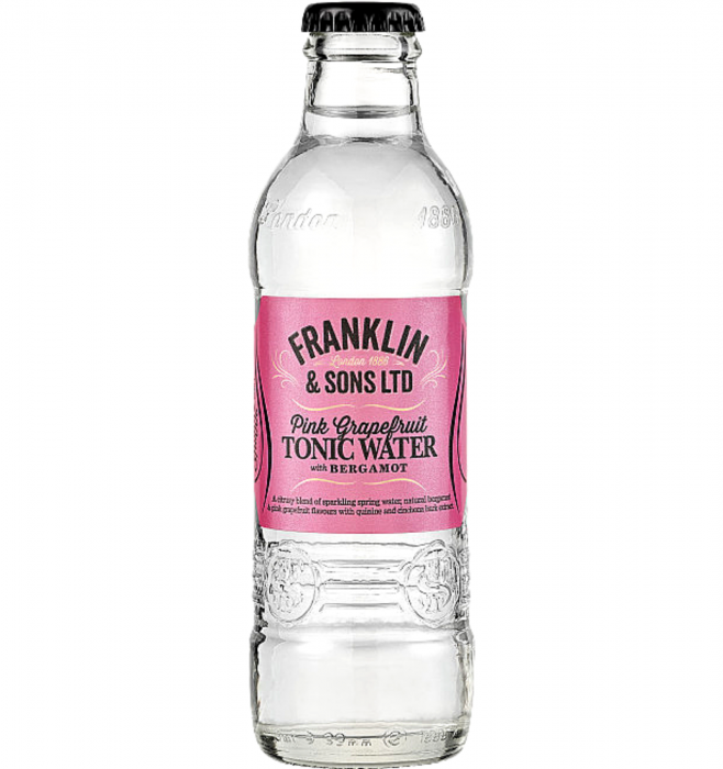 Franklin&Sons Pink Grapefruit Tonic Water 0.2L [0]