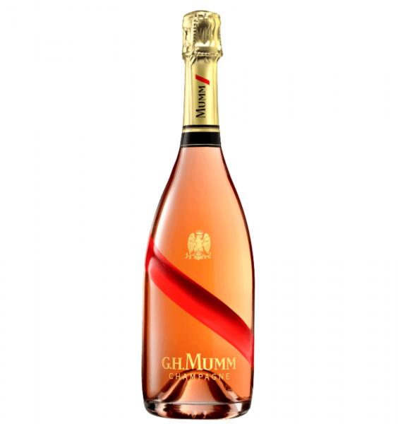 G.H.MUMM Brut Cordon Rose 0.75L 12% alc./vol. [0]