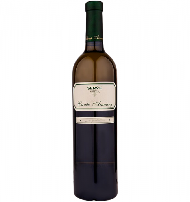 Cuvee Amaruy Sauvignon Blanc & Riesling de Rin & Feteasca Alba Alb Sec 0.75L 13.5% alc./vol. [0]
