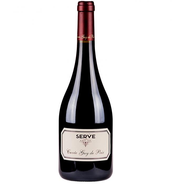 Serve Cuvee Guy de Poix Feteasca Neagra Rosu Sec 0.75L 15.5% alc./vol. [0]