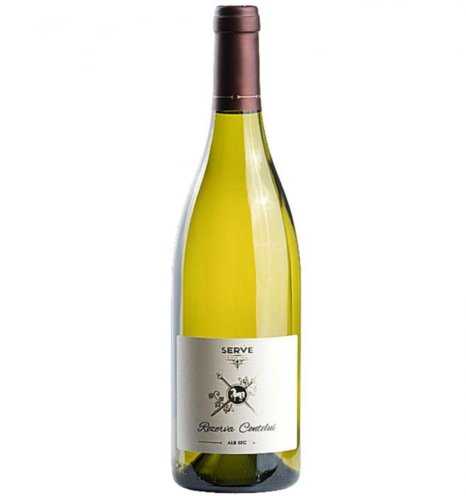 Rezerva Contelui Sauvignon Blanc & Riesling & Fetească Albă Alb Sec 0.75L 12.5% alc./vol. [0]