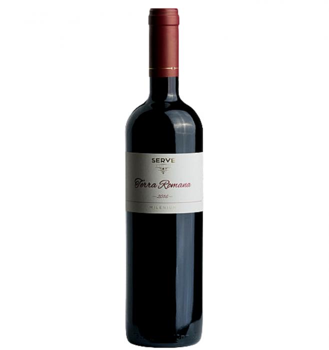 Terra Romana Milenium Magnum Merlot & Cabernet Sauvignon & Fetească Neagră Rosu Sec 1.5L 14% alc./vol. [0]
