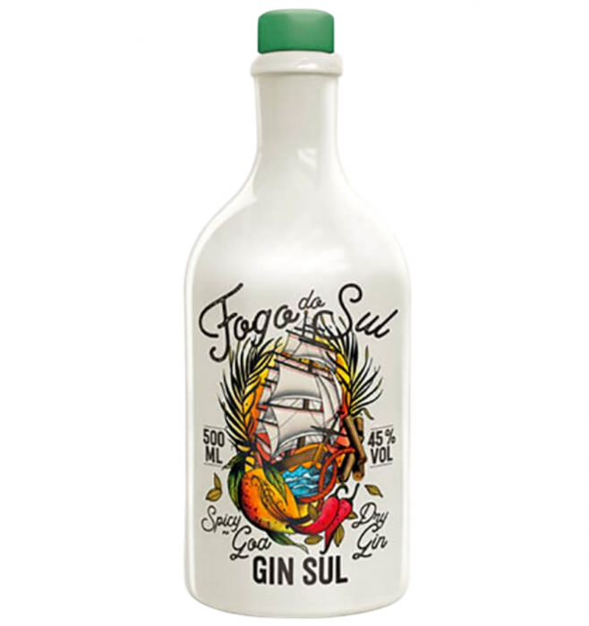 Gin Fogo do Sul 45 % alc./vol. 0.5L [0]