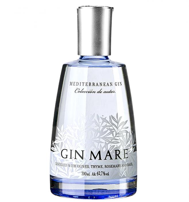 Gin Mare Mediterranean 42.7 % alc./vol. 0.7L [0]