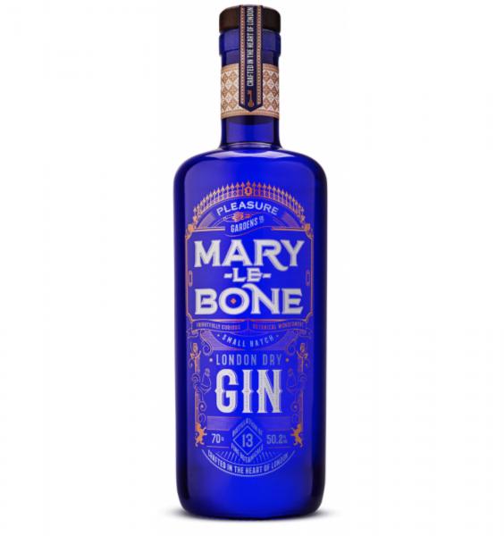 Gin Mary Le Bone 0.7L - 50,2% Alc. [0]