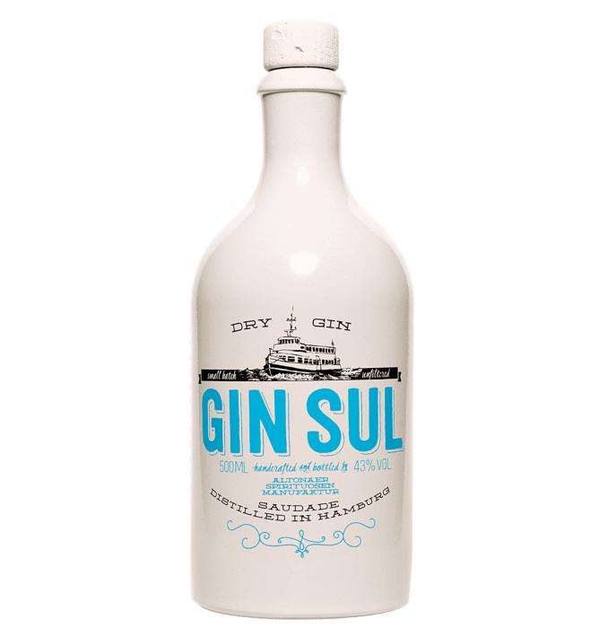 Gin Sul 43 % alc./vol. 0.5L [0]