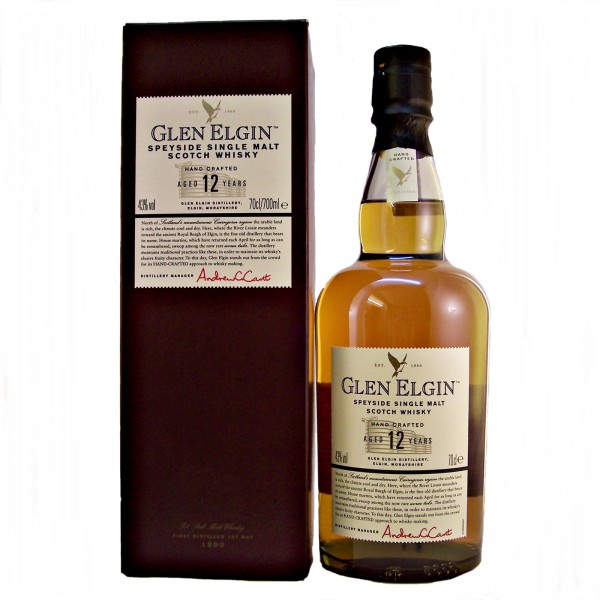 GLEN ELGIN 12 YEARS 700 ml [0]