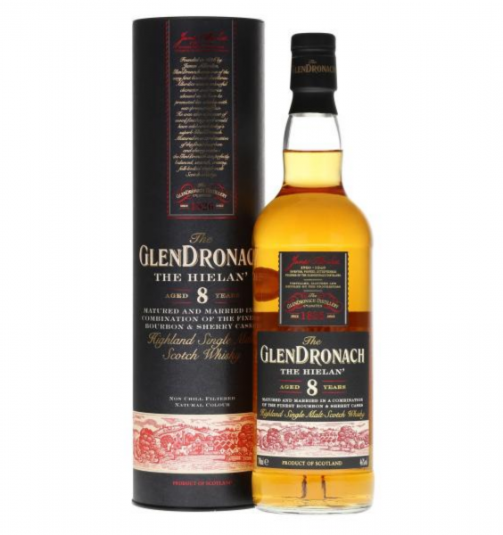 GLENDRONACH THE HIELAN' 8 YEARS 700 ml [0]