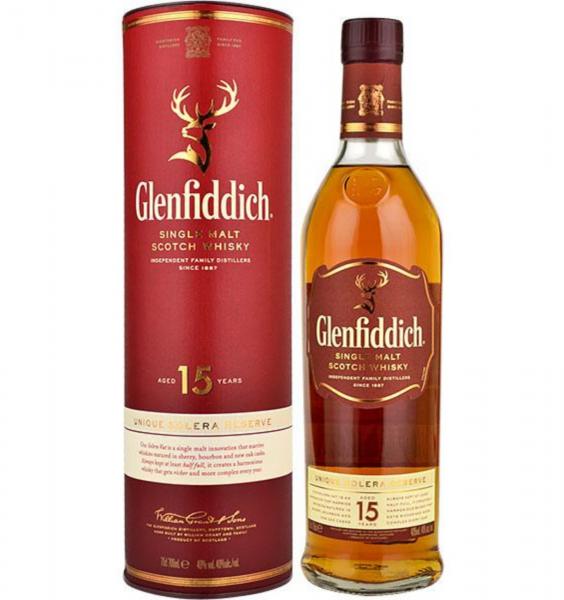 GLENFIDDICH 15 YEARS 700 ml [0]