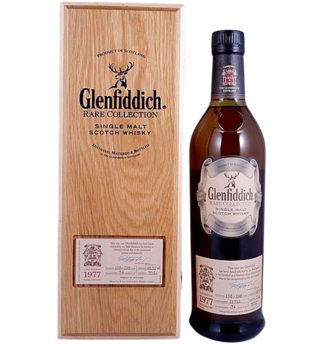 Glenfiddich 1977 Rare Cask 0.7L 54.1% alc./vol. [0]