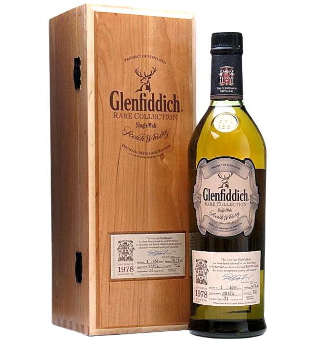 Glenfiddich 1978 Vintage Reserve 0.7L 50.7% alc./vol. [0]