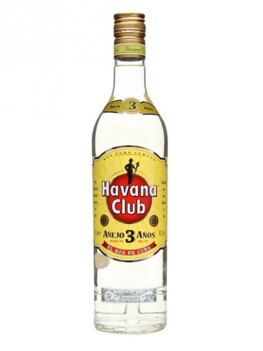 HAVANA CLUB 3 ANOS 700 ml [0]