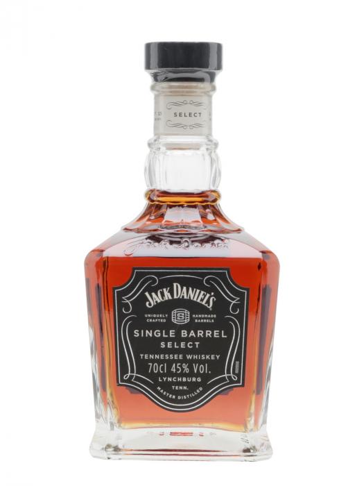 JACK DANIEL'S SINGLE BARREL 700 ml [0]