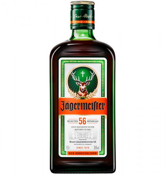JAGERMEISTER 500 ml [0]