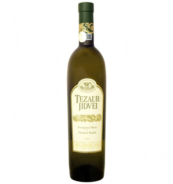 JIDVEI Tezaur Sauvignon Blanc & Feteasca Regala 0.75L [0]