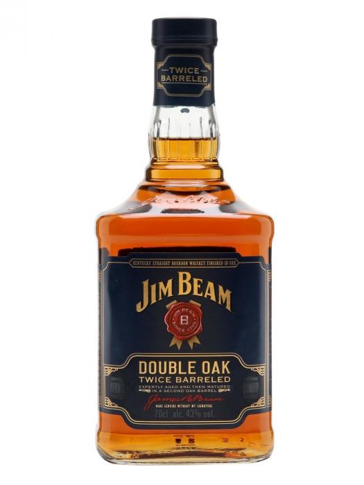 JIM BEAM DOUBLE OAK 700 ml [0]