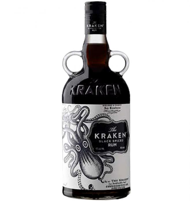 Kraken Black Spiced Rum 1L 40% alc./vol. [0]