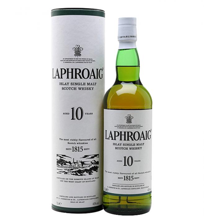 Laphroaig 10 Ani 40 % alc./vol. 0.7L [0]