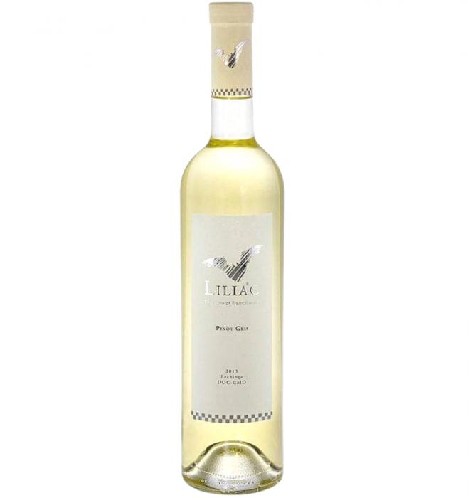 Liliac Pinot Gris Alb Sec 0.75L 12.5% alc./vol. [0]