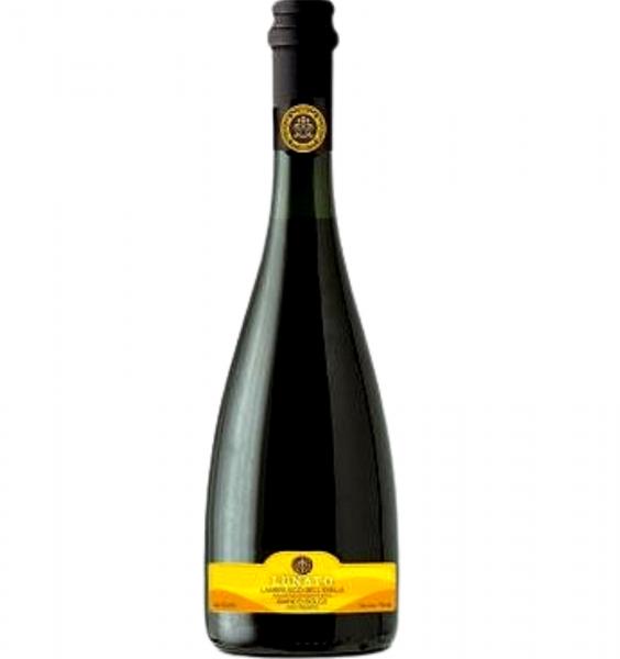 Lunato Lambrusco Dell'Emilia Bianco Dolce 0.75L 8% alc./vol. [0]