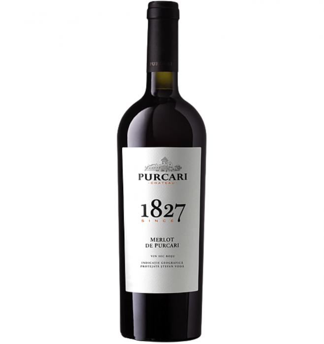 Merlot de Purcari Rosu Sec 0.75L 13.5% alc./vol. [0]