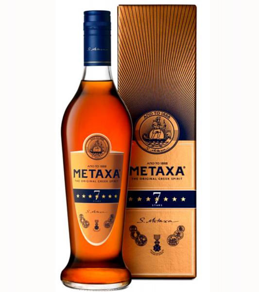 METAXA 7 STELE 700 ml [0]