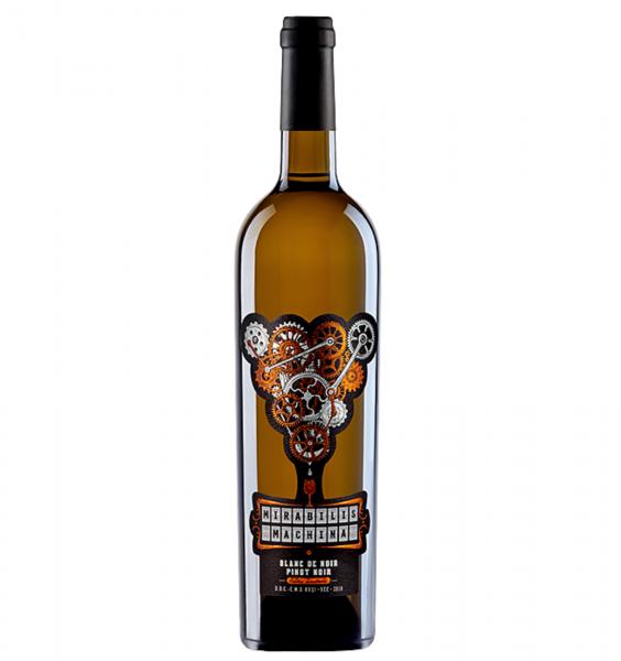 Mirablis Machina Blanc de Noir Pinot Noir Sec 2019 0.75L 14% alc./vol. [0]