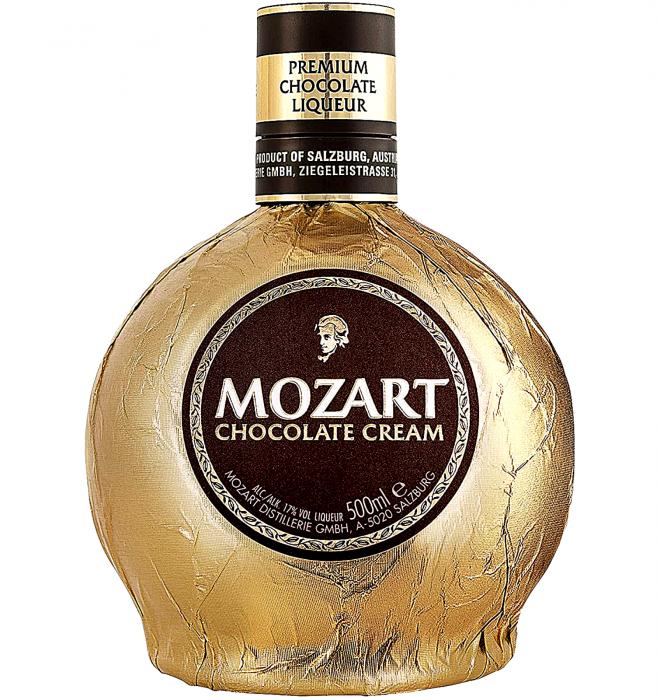 Mozart Chocolate Cream 0.5L 17% alc./vol. [0]