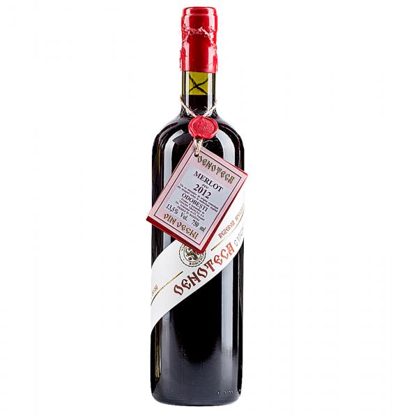 Oenoteca Merlot Sec 2012 0.75L 13.5% alc./vol. [0]