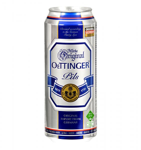 Pachet Oettinger Bere Original Pils 0.5L 12 buc. [0]