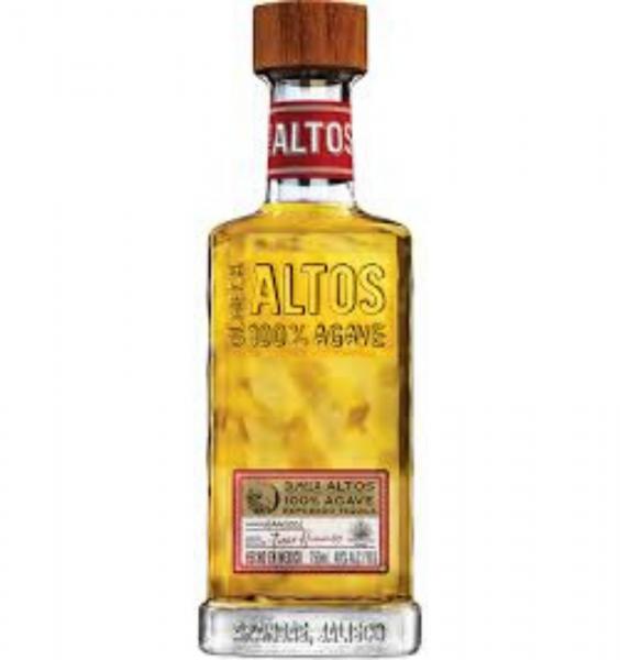 OLMECA ALTOS REPOSADO 700 ml [0]