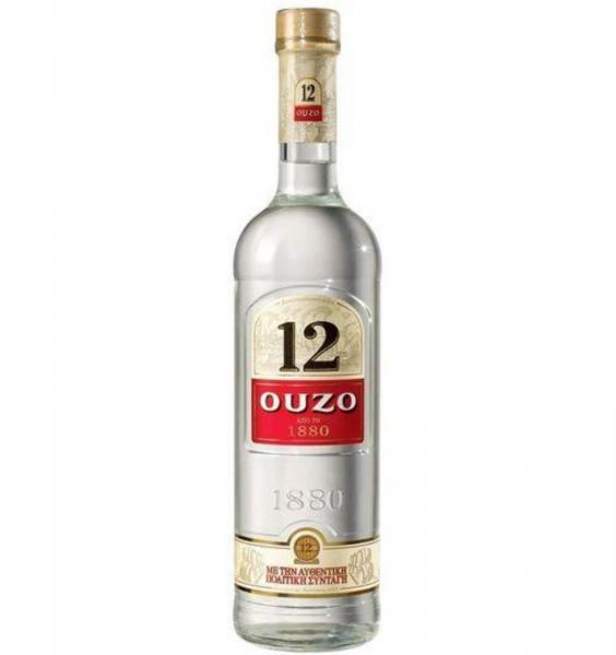 OUZO 12   700 ml [0]