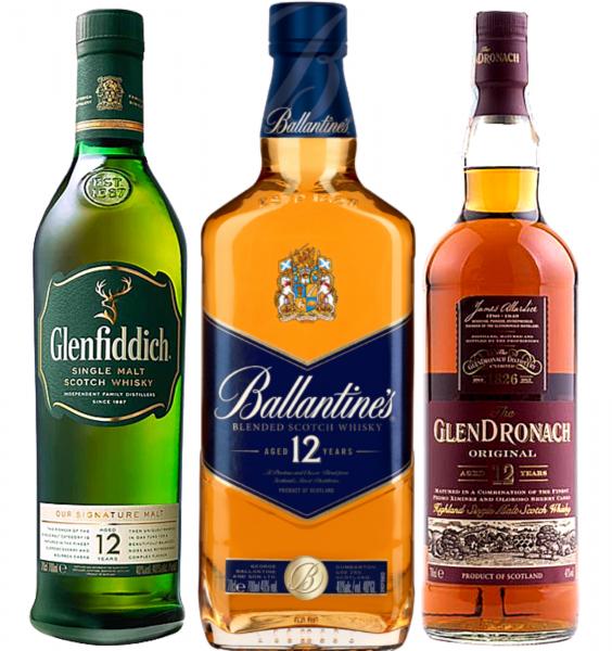 Pachet Old Whisky HomeBooze [0]