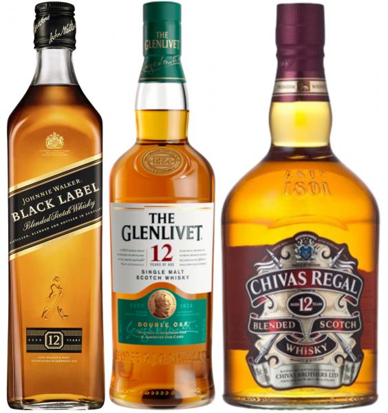 Pachet Whisky 12 Ani [0]