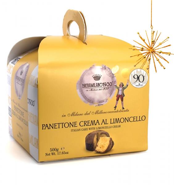 Brera Panettone Limoncello 500g [0]