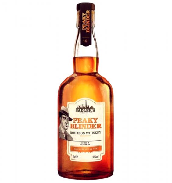 Peaky Blinder Bourbon Whisky 0.7L 40% alc./vol. [0]
