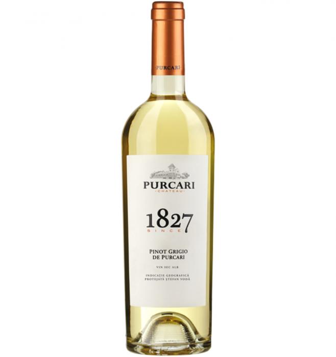 Pinot Grigio de Purcari Alb Sec 0.75L 13.5% alc./vol. [0]
