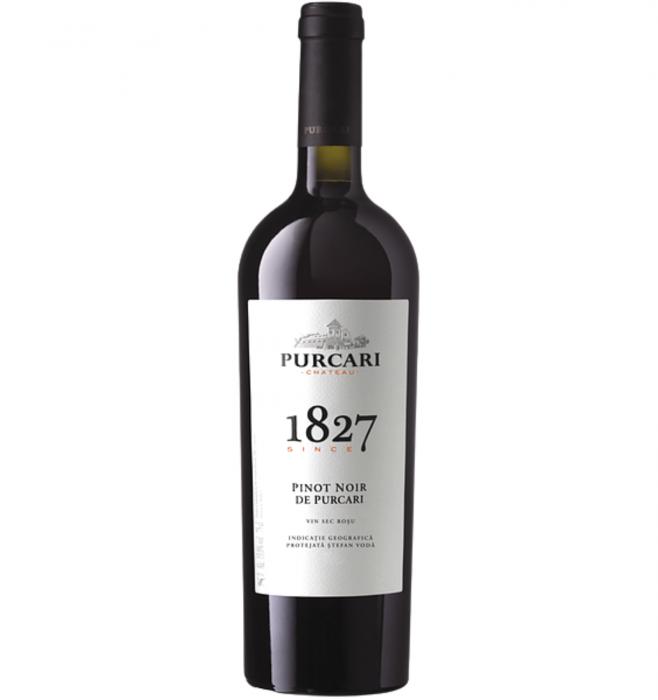 Pinot Noir de Purcari Rosu Sec 0.75L 13% alc./vol. [0]