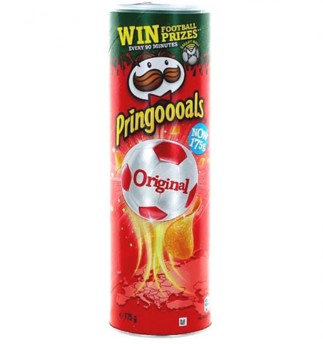 Pringles Original 165G [0]