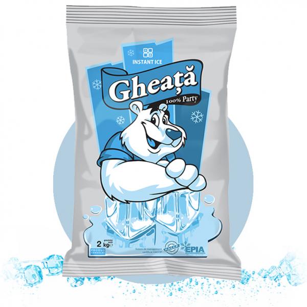 Cuburi Gheata Instant Ice 2 kg [0]