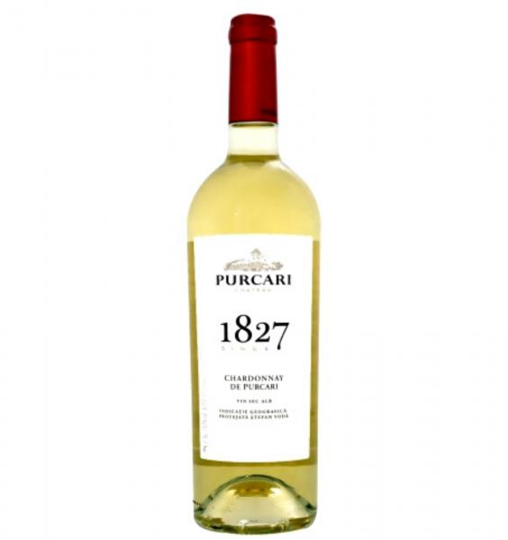 Purcari Chardonnay Sec 2019 0.75L13.5% alc./vol. [0]