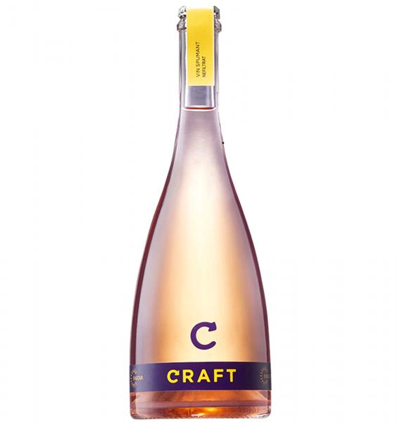 Rasova Craft Spumant Rose 2020 0.75L [0]