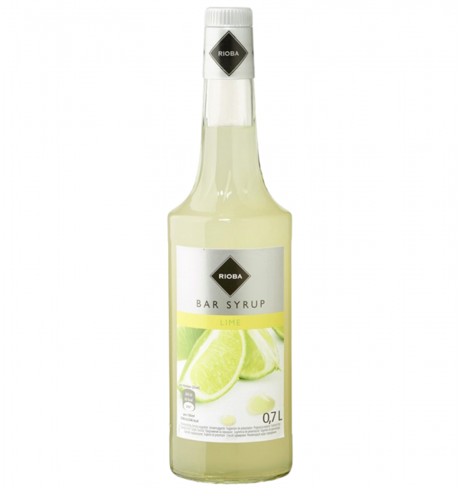 Sirop Lime Rioba 0.7L [0]