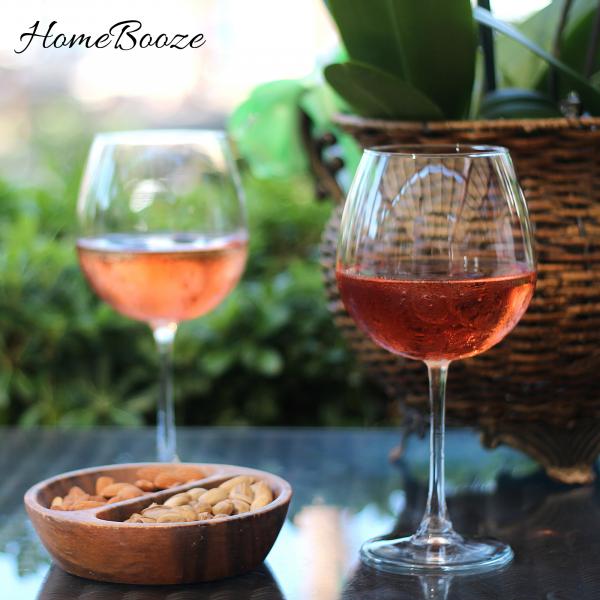 Riviera Magnum Pinot Noir Roze Demidulce 1.5L [1]