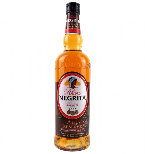 Rom Negrita Anejo 0.7L 37.5% alc./vol. [0]