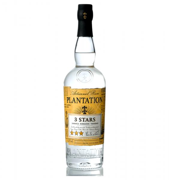Plantation Artisanal Rum 3 Stars 0.7L 41.2% alc./vol. [0]