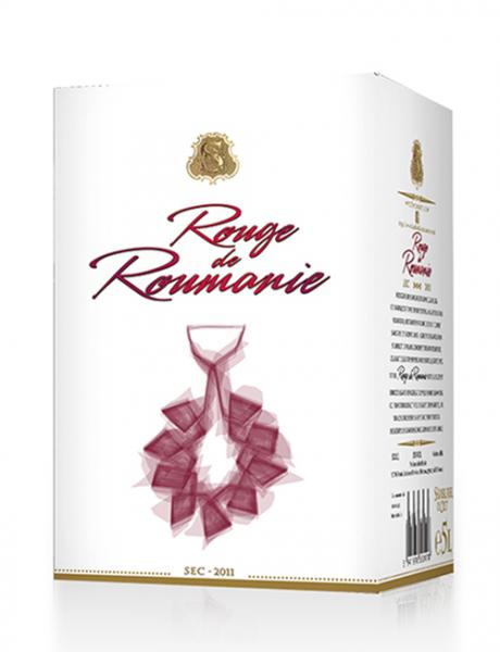 ROUGE DE ROUMANIE SAMBURESTI ROSU SEC 5 L [0]